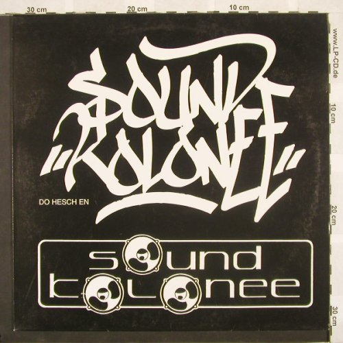 Soundkolonee: Do Hesch En*2+6, Green Line(), CH, 03 - LP - B9527 - 4,00 Euro