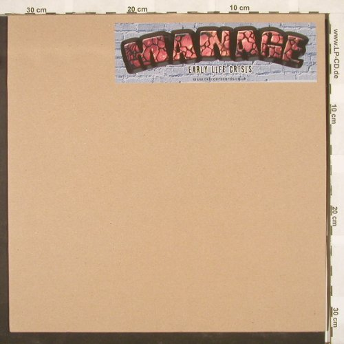 Manage: Early Life Crisis, Defcon(), UK,  - LP - B9544 - 5,00 Euro