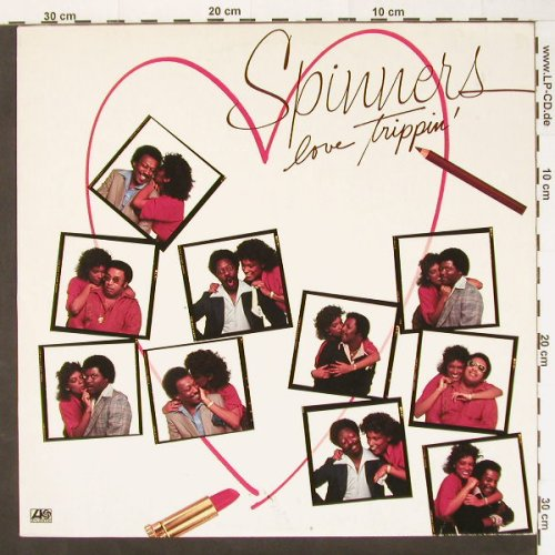 Spinners: Love Trippin', Atlantic(50 731), D, 1980 - LP - C1387 - 5,00 Euro