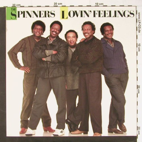 Spinners: Lovin'Feeling, Atlantic(790 456-1), D, 1985 - LP - C1392 - 5,00 Euro
