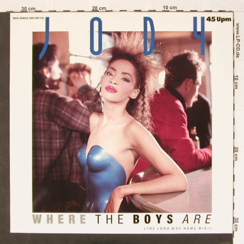 Jody: Where the Boys are*2+1, Mercury(880 349), D, 84 - 12inch - C17 - 3,00 Euro