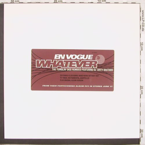 En Vogue: Whatever*6,Promo, EW(), US, 97 - 12inch - C1820 - 4,00 Euro