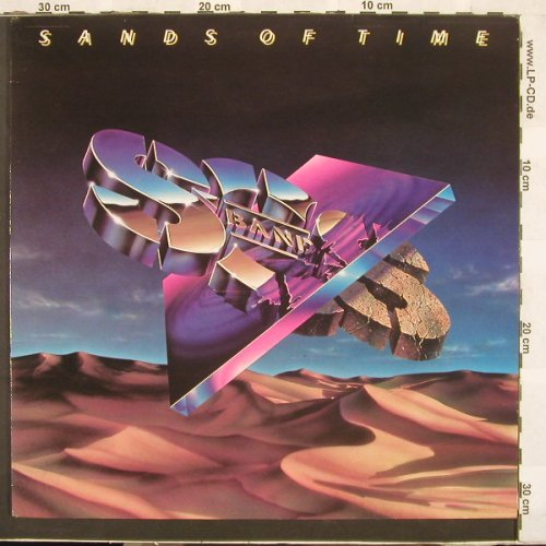 S.O.S. BAND: Sands Of Time, Tabu(TBU 26863), UK, 86 - LP - C1844 - 5,50 Euro