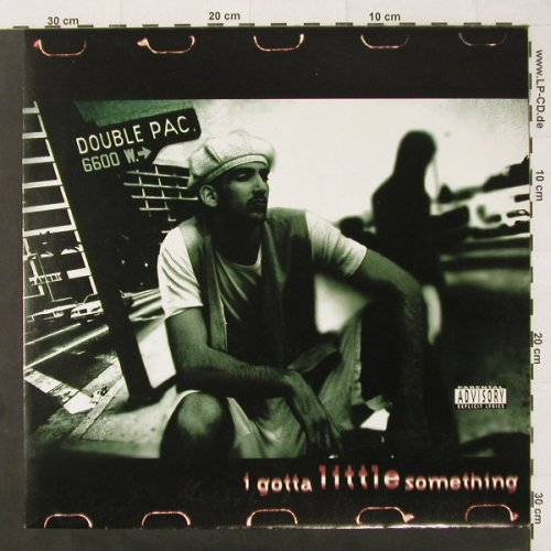Double Pac: Gotta Little Something*4, 360'(int 125.075), D, 96 - 12inch - C2144 - 4,00 Euro