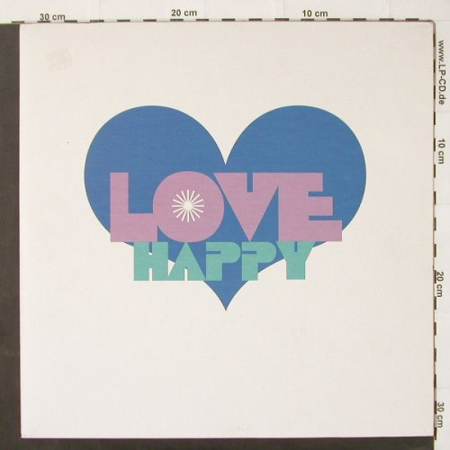 "Love Happy: Message Of Love, Foc, MCA(WMCST 2040), UK, 95 - 12""*3 - C2158 - 5,00 Euro"