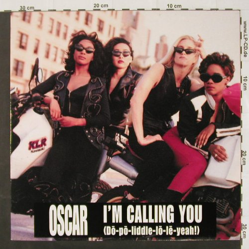 Oscar: I'm Calling You*4, Epic(659041 6), , 93 - 12inch - C2176 - 3,00 Euro