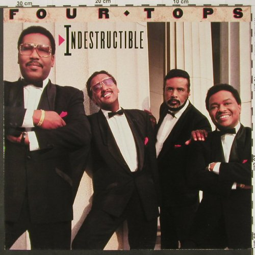 Four Tops: Indestructable, Arista(208 840), , 88 - LP - C2287 - 3,00 Euro