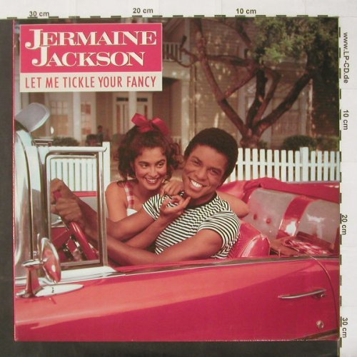 Jackson,Jermaine: Let Me Tickle Your Family, Motown(260 15 038), , 82 - LP - C2426 - 4,00 Euro