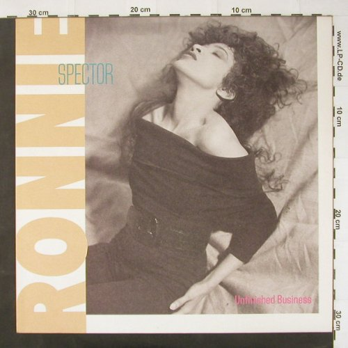 Spector,Ronnie: Unfinished Business, CBS(450856 1), NL, 87 - LP - C2546 - 5,50 Euro