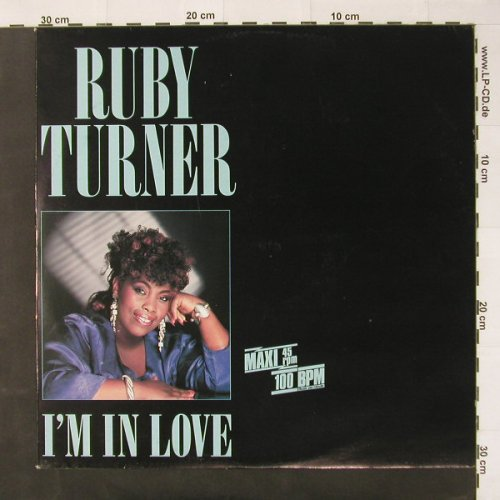 Turner,Ruby: I'm In Love*2+1, Jive(6.20573 AE), D, 86 - 12inch - C2607 - 2,50 Euro