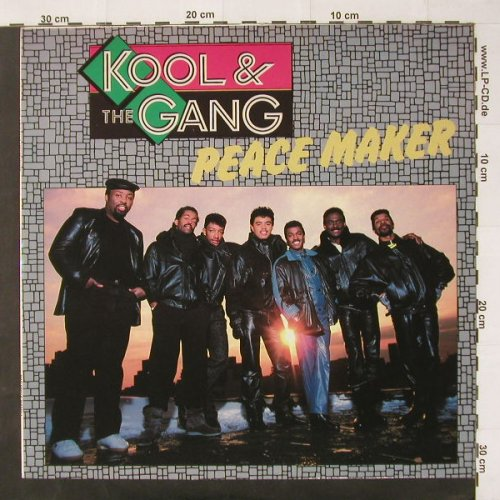 Kool & The Gang: Peace Maker*4, m-/vg+, Metronome(888 982-1), D, 86 - 12inch - C2626 - 1,50 Euro