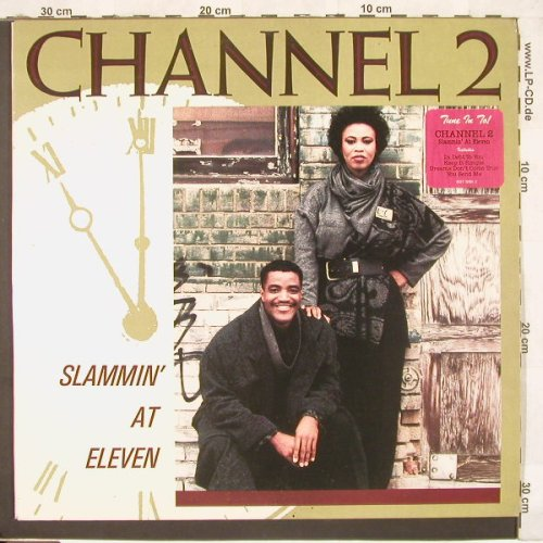 Channel 2: Slammin' At Eleven, Wing Rec.(837 388-1), US, 88 - LP - C3493 - 7,50 Euro