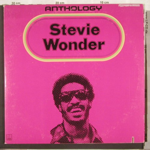 Wonder,Stevie: Anthology,Foc, Motown(M9-804A3), US, co, 1974 - 3LP - C3780 - 9,00 Euro
