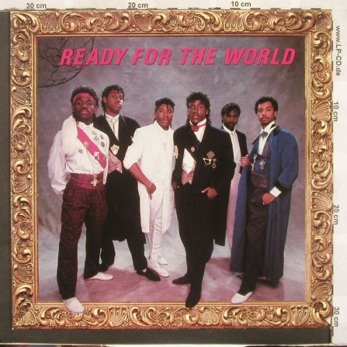 Ready For The World: Long Time Coming, MCA(254 359-1), D, 1986 - LP - C4000 - 5,00 Euro