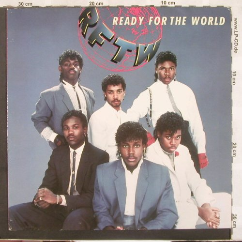 Ready For The World: Same, MCA(252 251-1), D, 1985 - LP - C4001 - 5,00 Euro