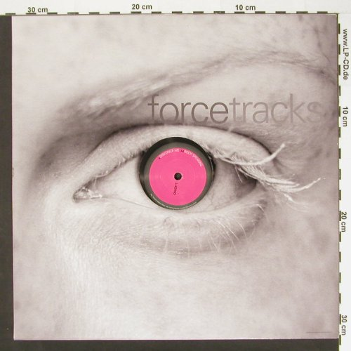 Forcetracks: Diskonize Me+1, Force Inc(), D,  - 12inch - C4378 - 3,00 Euro