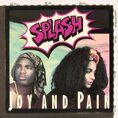 Splash: Joy and Pain *3, WEA(9031-75018-0), D, 91 - 12inch - C438 - 3,00 Euro