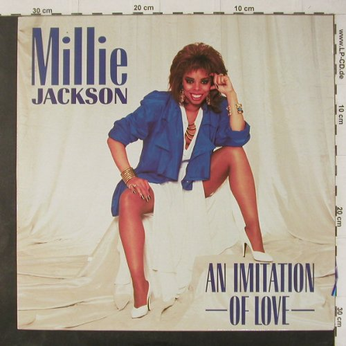 Jackson,Milli: An Imitation Of Love, Jive(6.26394 AP), D, 1986 - LP - C4709 - 5,00 Euro