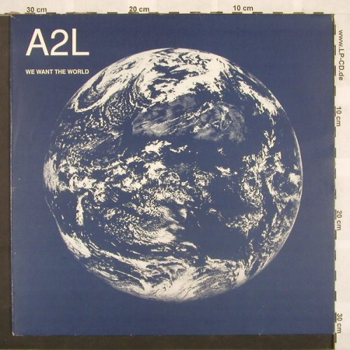 A2L: We Want The World*4, BlackOut(MS 50-0769), D, 89 - 12inch - C553 - 3,00 Euro
