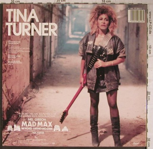 Turner,Tina: One Of The Living*3,special club mx, Capitol(20 0842 6), D/NL, 1985 - 12inch - C6837 - 4,00 Euro