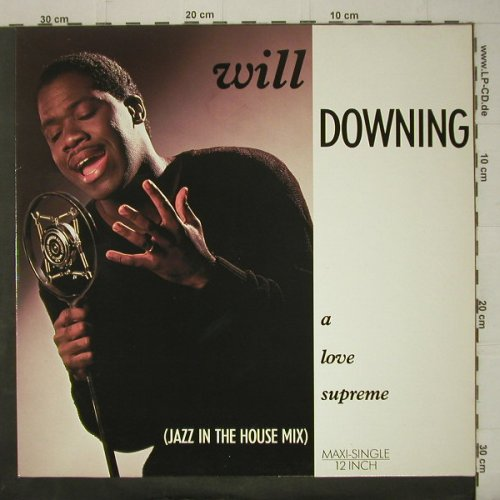 Downing,Will: A Love Supreme*3, Isl.(609 853), D, 88 - 12inch - C6839 - 1,50 Euro