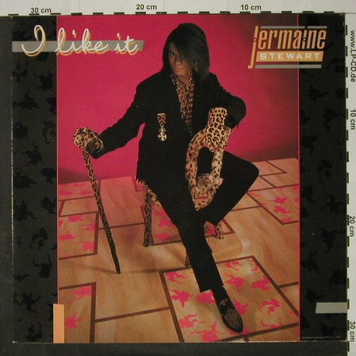 Stewart,Jermaine: I Like It (dub)/ Mouth of Monday, 10 Rec./Virgin(601 785-213), D, 1985 - 12inch - C8181 - 2,50 Euro