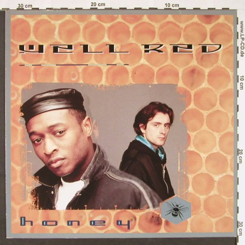 Weil Red: Honey/Saturday, Virgin(609 064-213), D, 1987 - 12inch - C9012 - 2,50 Euro
