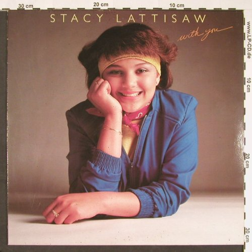 Lattisaw,Stacy: With You, m-/vg+, Cotillion(COT 50 798), D, 1981 - LP - C9078 - 3,00 Euro