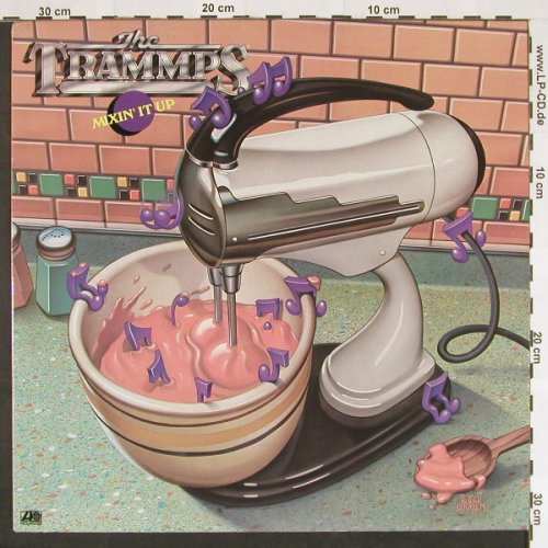 Trammps: Mixin' It Up, Atlantic(50 704), D, 1980 - LP - C9316 - 5,00 Euro