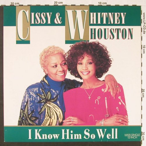 Houston,Cissy & Whitney: I Know Him So Well +2, Arista(611 904), D, 1987 - 12inch - C9793 - 3,00 Euro