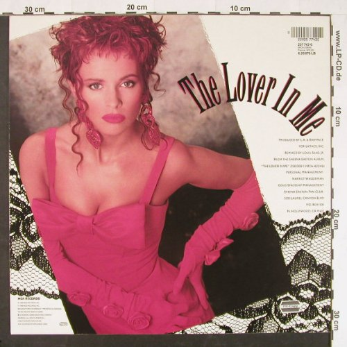 Easton,Sheena: The Lover In Me *3, MCA(257 742-0), D, 1988 - 12inch - C9877 - 2,50 Euro