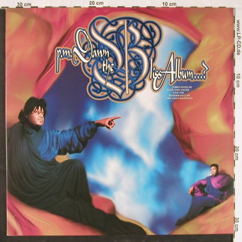 Dawn,P.M.: The Bliss Album...?,Foc, GeeStreet(514 517-1), UK, 1992 - LP - E1485 - 6,00 Euro