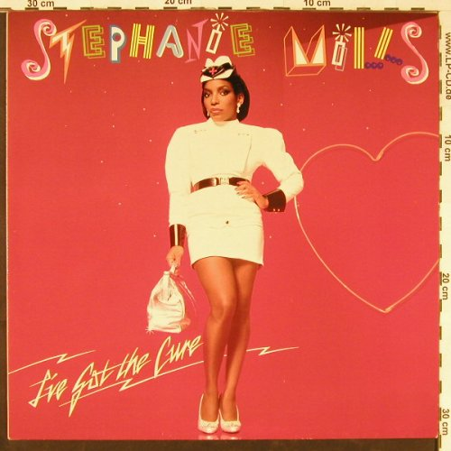 Mills,Stephanie: I've Got The Cure, Mercury(822 421-1Q), D, 1984 - LP - E1865 - 5,00 Euro