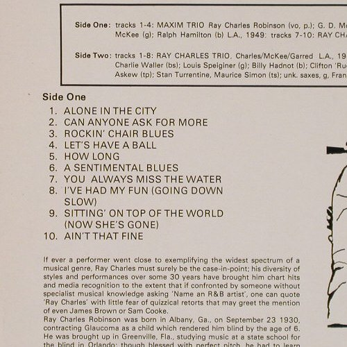 Charles,Ray: 20 Golden Pieces Of, Astan/Bulldog Rec.(20009), D, 1984 - LP - E1870 - 5,00 Euro