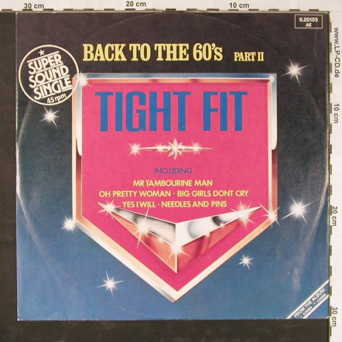 Tight Fit: Back To The 60's Part 2, Jive(6.20105 AE), D, 1981 - 12inch - E1911 - 2,50 Euro