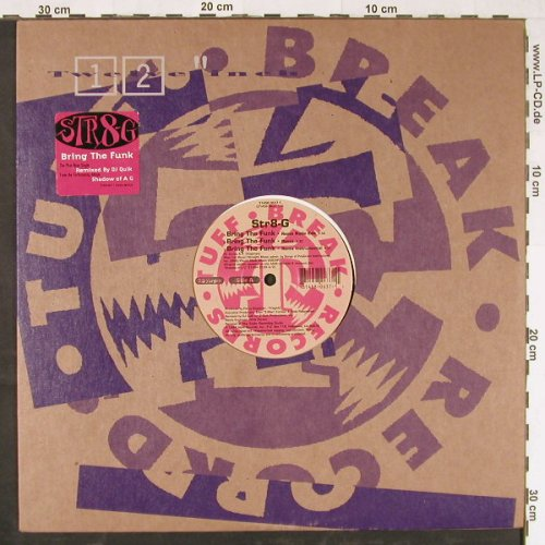 Str 8-G: Bring The Funk*4/Pussy Today, AM(31458 0637 1), US, 1994 - 12inch - E2022 - 2,50 Euro