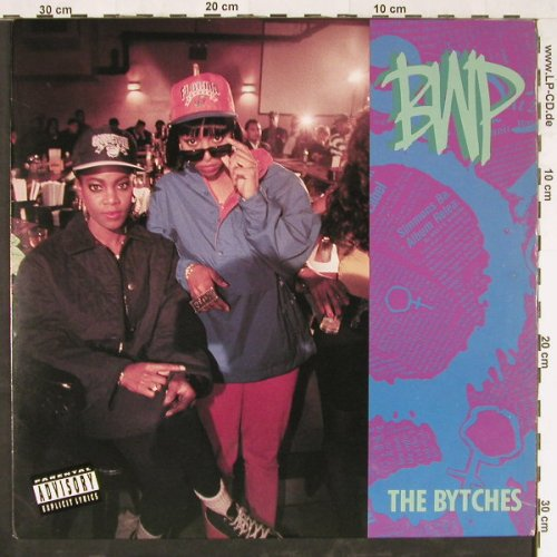 BWP: The Bytches, vg+/m-, Rush(C 47068), US, 1991 - LP - E2309 - 4,00 Euro