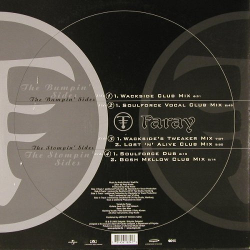 "Faray: Like The Way I Do *6, Polyd.(561 634-1), D, 2000 - 12""*2 - E2467 - 4,00 Euro"