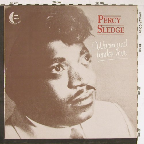 Sledge,Percy: Warm And Tender Soul, Blue Moon(BMM 006), UK, 1986 - LP - E3108 - 5,00 Euro