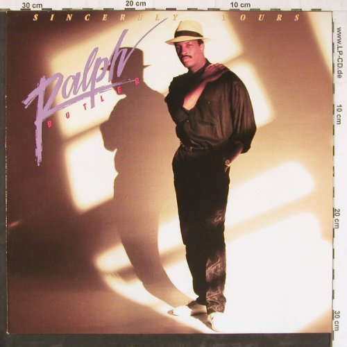 Butler,Ralph: Sincerely Yours, Solar(IRS 951.918), D, 1989 - LP - E3809 - 5,00 Euro