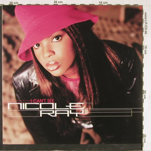 Ray,Nicole: I Can't See*5, EW(7559-63792-0), D, 1998 - 12inch - E4024 - 3,00 Euro