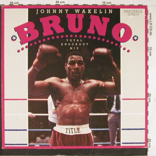 Wakelin,Johnny: Bruno / Sons of Herkules, Global(608 388), D, 1986 - 12inch - E4131 - 2,50 Euro