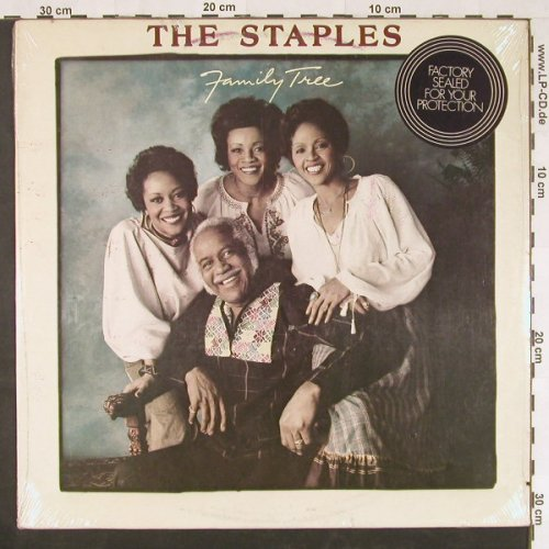 Staples: Family Tree, FS-New, WB(BS 3064), US, 1977 - LP - E527 - 7,50 Euro