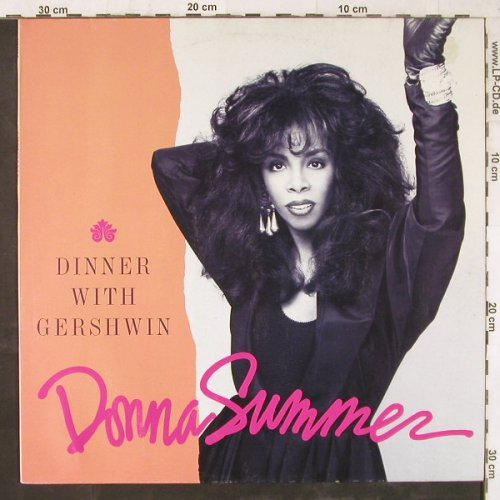 Summer,Donna: Dinner with Gershwin *2, WB(258 236-0), D, 1987 - 12inch - E6024 - 4,00 Euro