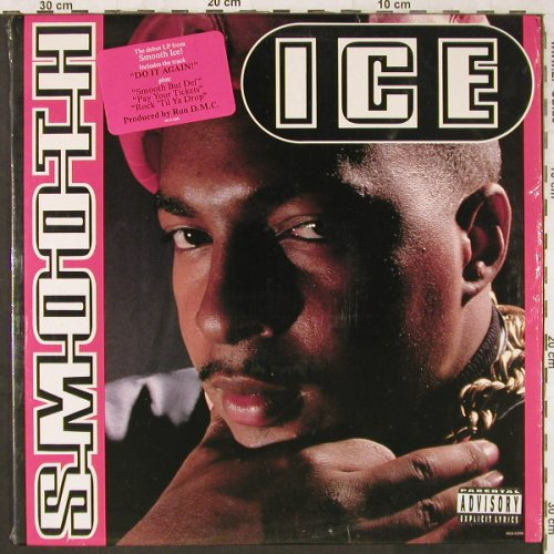 Smooth Ice: Same, FS-New, MCA(6398), US, 1990 - LP - E6158 - 12,50 Euro