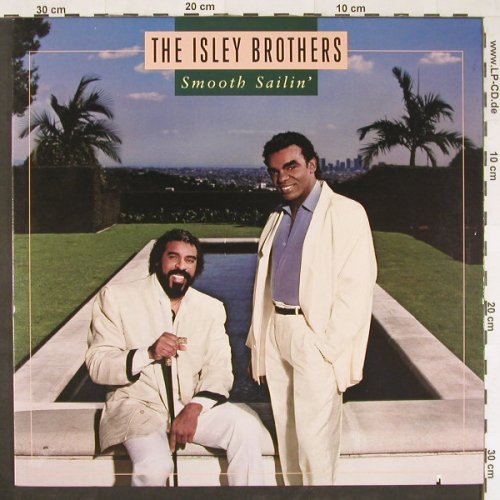 Isley Brothers: Smooth Sailin', WB(25 586-1), US,co, 1987 - LP - E800 - 5,00 Euro
