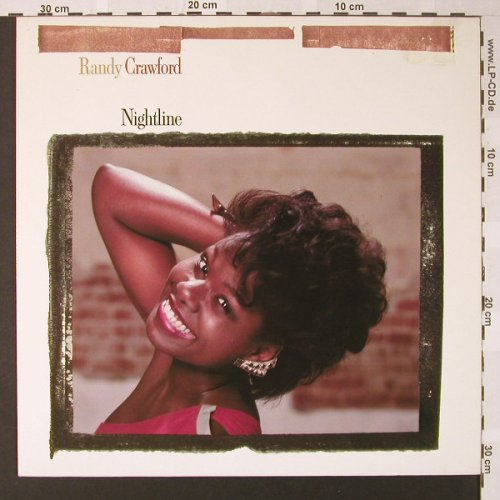 Crawford,Randy: Nightline, WB(92-3976-1), D, 1983 - LP - E8094 - 5,00 Euro