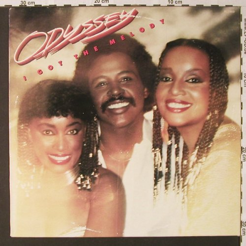 Odyssey: I Got The Melody, RCA(PL-13910), US, 1981 - LP - E8890 - 6,00 Euro