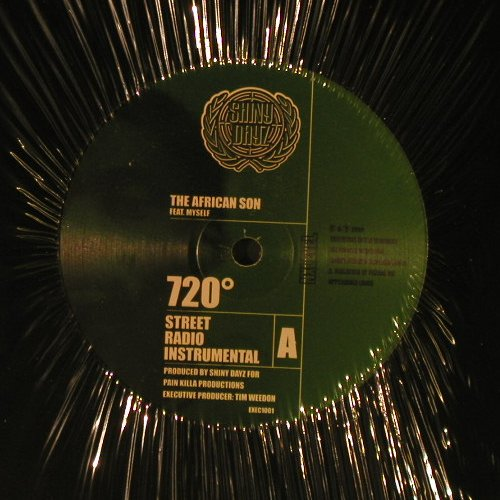 Shiny Dayz: 720*3/When The Day Comes*3, NXLevel(EXEC1001), , 2000 - 12inch - E9478 - 2,50 Euro