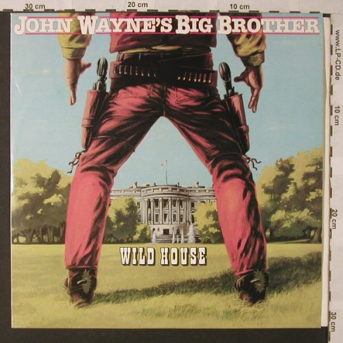 Wild House: John Wayne's Big Brother*2, Chic(6.20887 AE), D, 1988 - 12inch - E9933 - 3,00 Euro